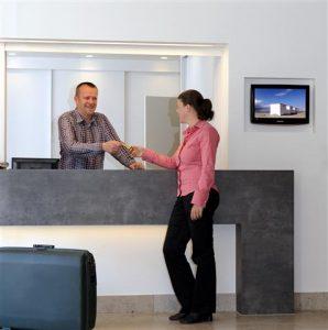 Hotel Ambassador in De Panne