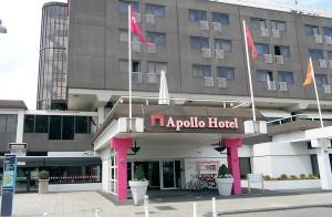 Hotel in de binnenstad van Lelystad