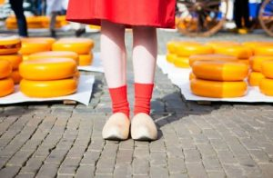 Kaasmarkt Gouda (foto: VVV Gouda)