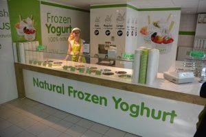 samenwerkingspartner Frozen Yoghurt