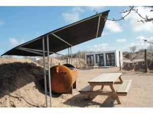 BackPack shack - De Lakens