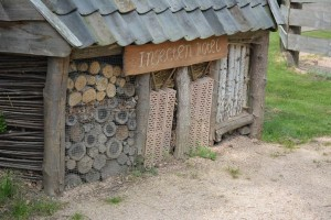 Insectenhotel bij Landal GreenParks