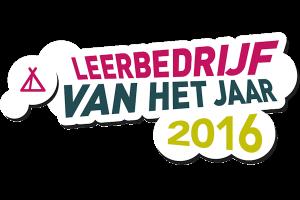 logo leerbedrijf van het jaar 2016 versie def
