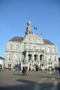 Ook in Maastricht heeft izi.travel een audiotour