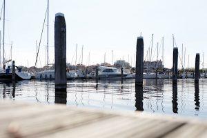 marina port zelande