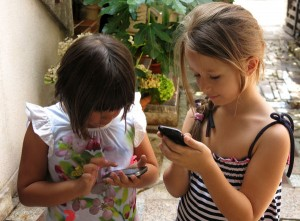 en de mobiele generatie komt er aan...