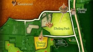 nieuw vakantiepark efteling