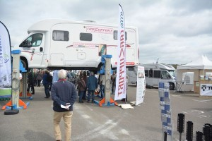 bijna alle merken zijn dit weekend aanwezig op de NKC Camper Experience in Zandvoort
