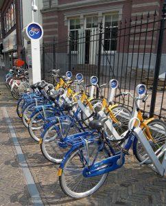 OV fiets; ook buiten de NS stations