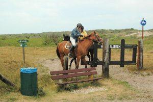 paardrijden bij Renesse