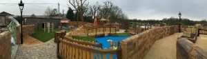 Panorama Of The Peter Rabbit Adventure Park (Foto/Lappset Group oy)