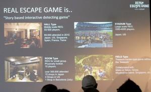 Ontwikkelrichtingen van het Japanse Real Escape Game