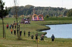 Zelf sporten is een grote activiteit in de recreatieve dagtochten (Survival Run, Down Under, Nieuwegein)