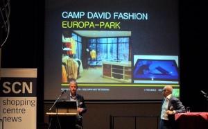 Hans van Leeuwen over een 'Brand Store in Europa Park'