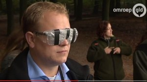 route voor blinden