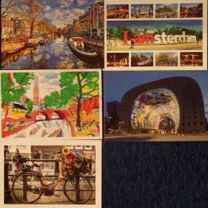 De beste verkochte kaarten in Amsterdam, Utrecht en Rotterdam door Chromazone.nl