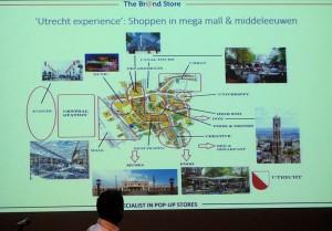 De nieuwe Utrecht Experience van het centrumgebied volgens De Brand Store