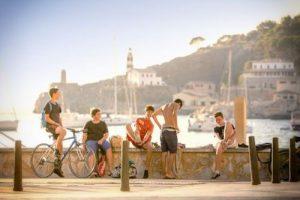 vakanties van jongeren