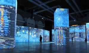 Van Gogh tot leven, een wereldwijde virtuele bezoeker attractie georganiseerd door Grande tentoonstellingen.