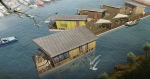 vip woonboot eemhof