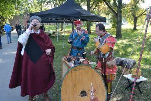 Romeinen in Fort Vechten