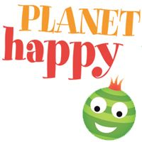 Planet Happy logo
