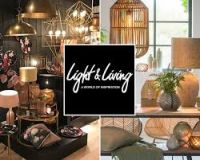 Light & Living logo