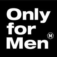 Only for Men logo