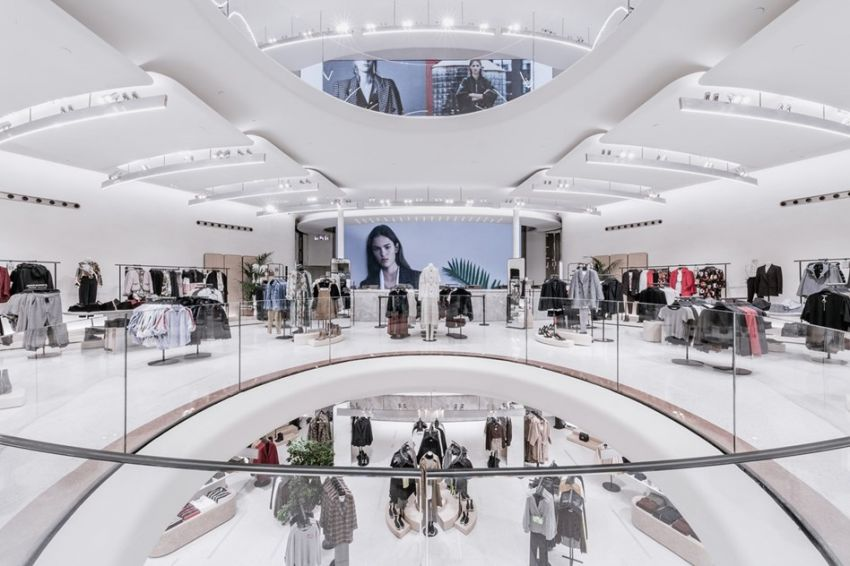 Zara Opent Slimme Winkel In Milaan Retailnewsnl