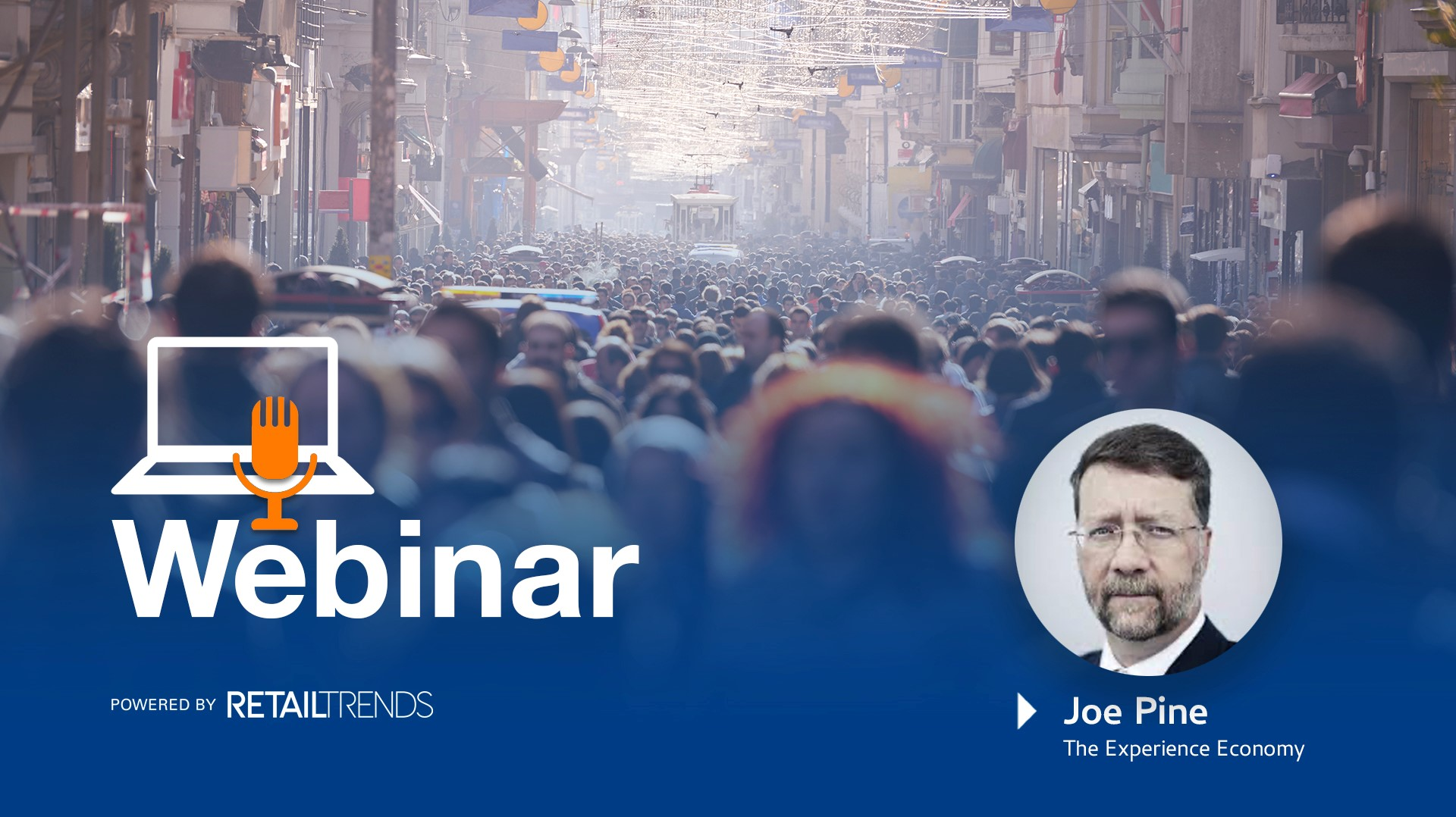 Joe Pine: De post-corona experience economy