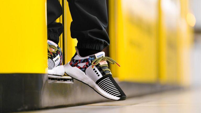 2f15134e48b Adidas maakt sneakers met ov-jaarkaart