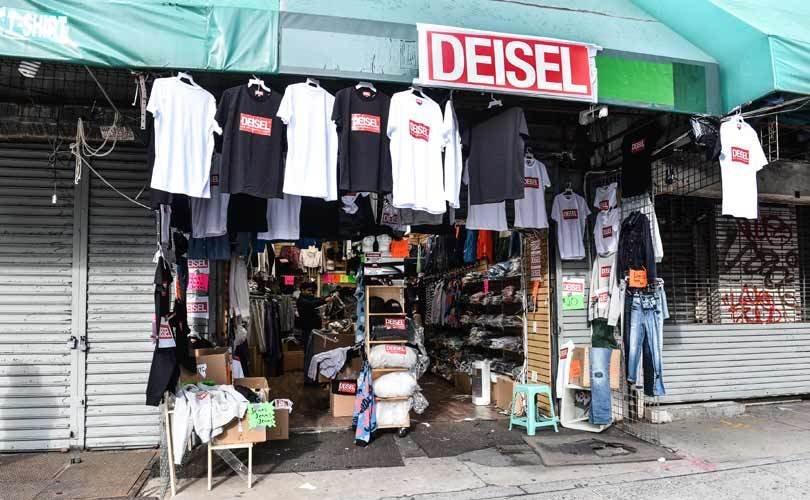 Zo steelt Diesel de show met Deisel - RetailTrends.nl