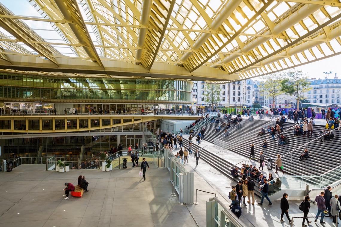 Hema naar forum des halles en mall of the netherlands - Forum des halles dimanche ...