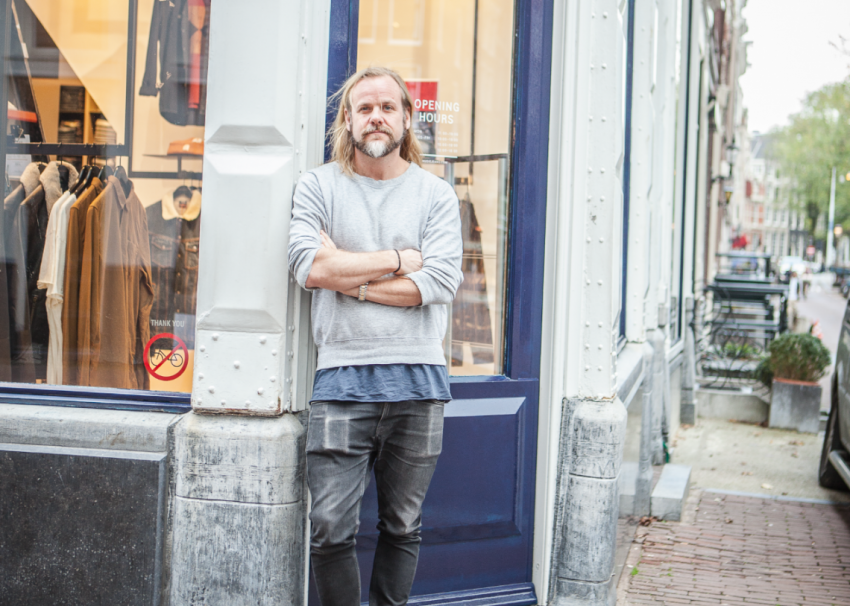 utterly stylish fast delivery super cute Acht vragen aan Nudie Jeans-ceo Palle Stenberg - RetailTrends.nl