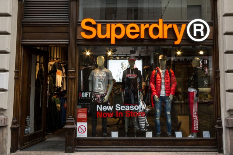 best website fe843 c2ee1 Superdry - RetailNews