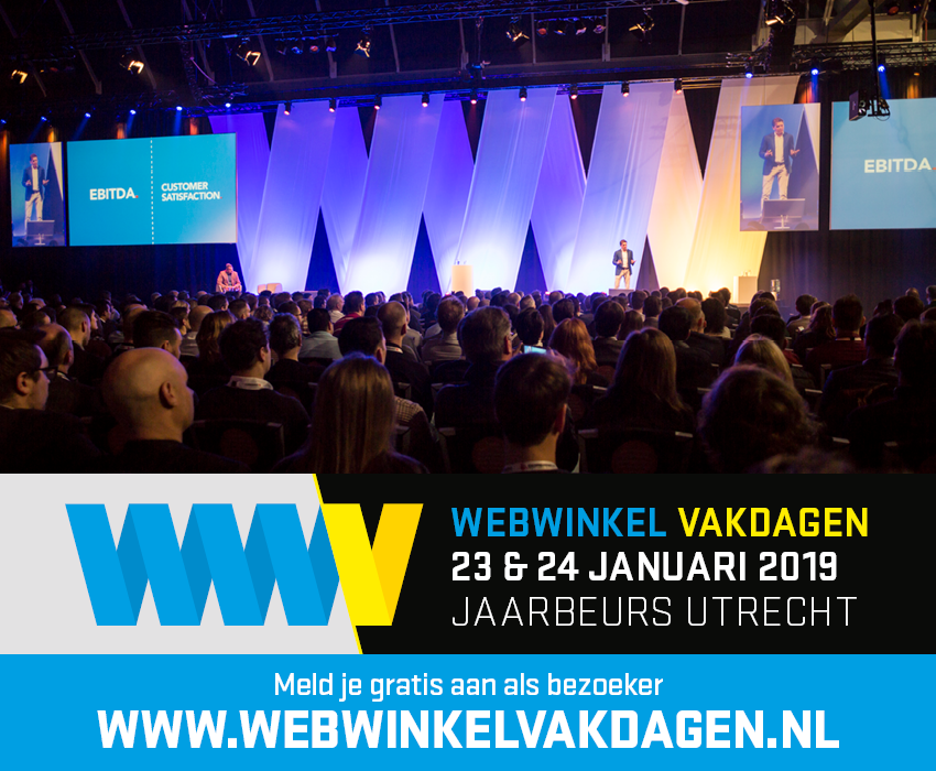 Webwinkel Vakdagen 2019