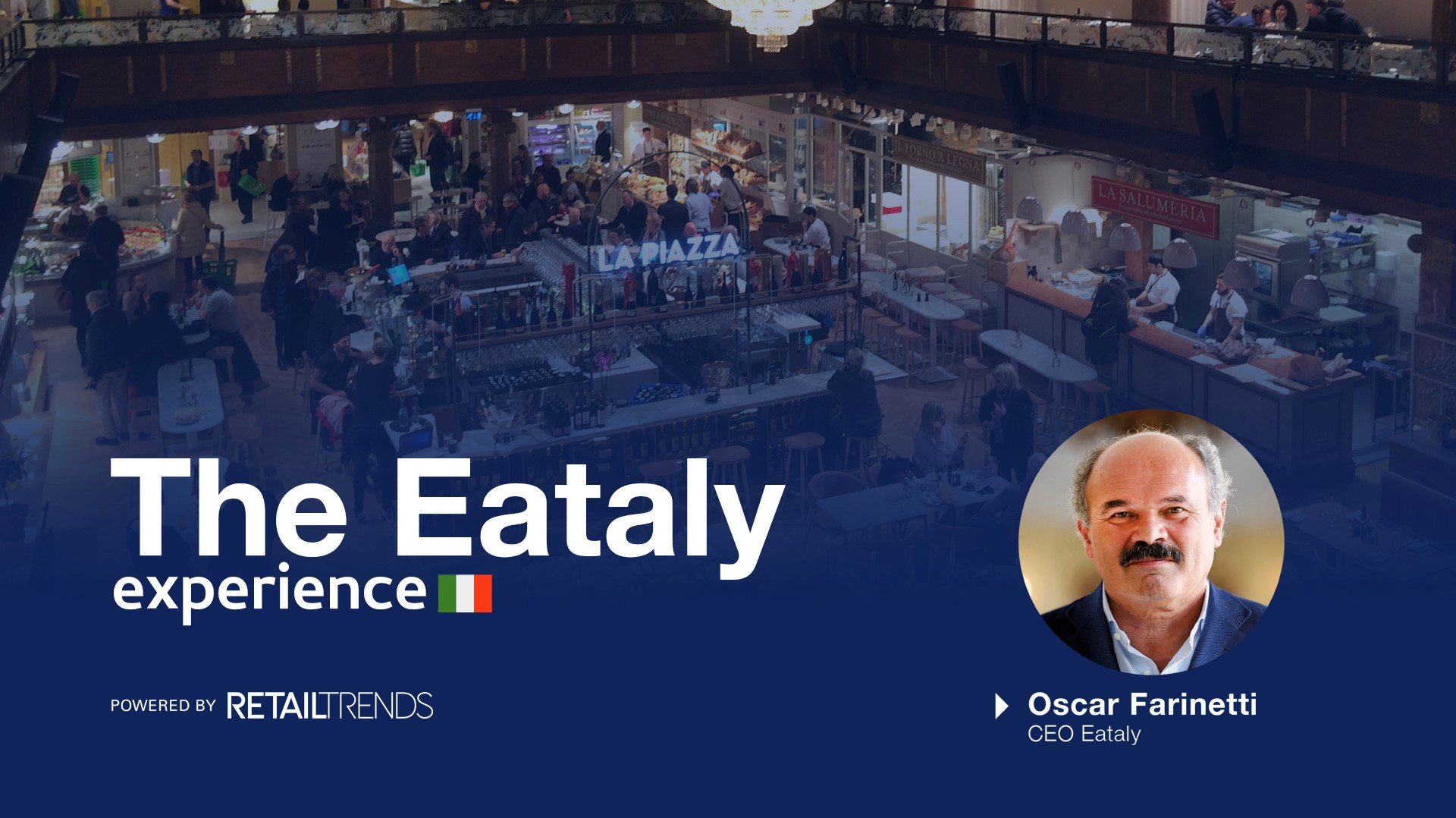 The Eataly Experience