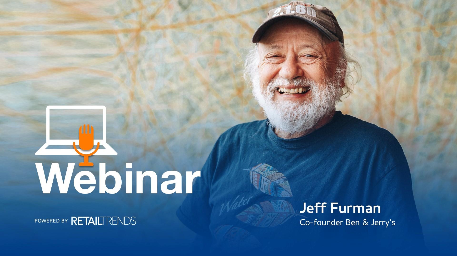 Jeff Furman: Ben & Jerry's, ijs met impact