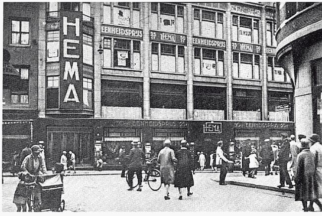 Retailcanon: HEMA van start in Amsterdam - RetailTrends nl