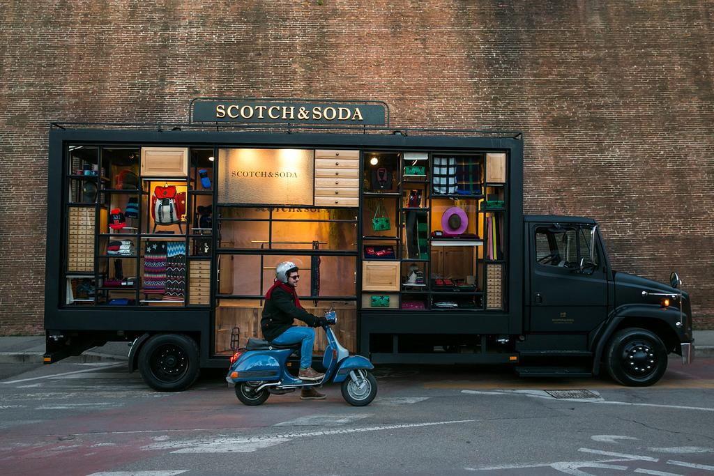 Scotch Amp Soda Van Groothandel Tot Retailer Retailtrends Nl
