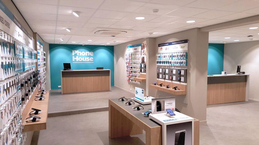 Meerdere Gegadigden Voor Phone House Retailnewsnl