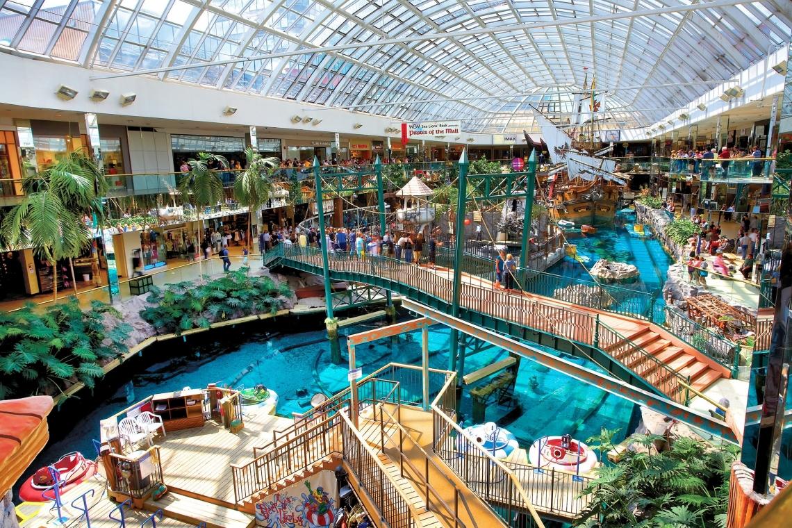 De Mooiste Shoppingmalls Ter Wereld Retailtrends Nl