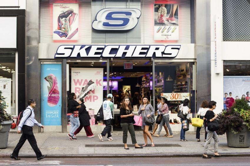 fast delivery various colors detailed images Skechers breidt Nederlands winkelbestand uit - RetailNews
