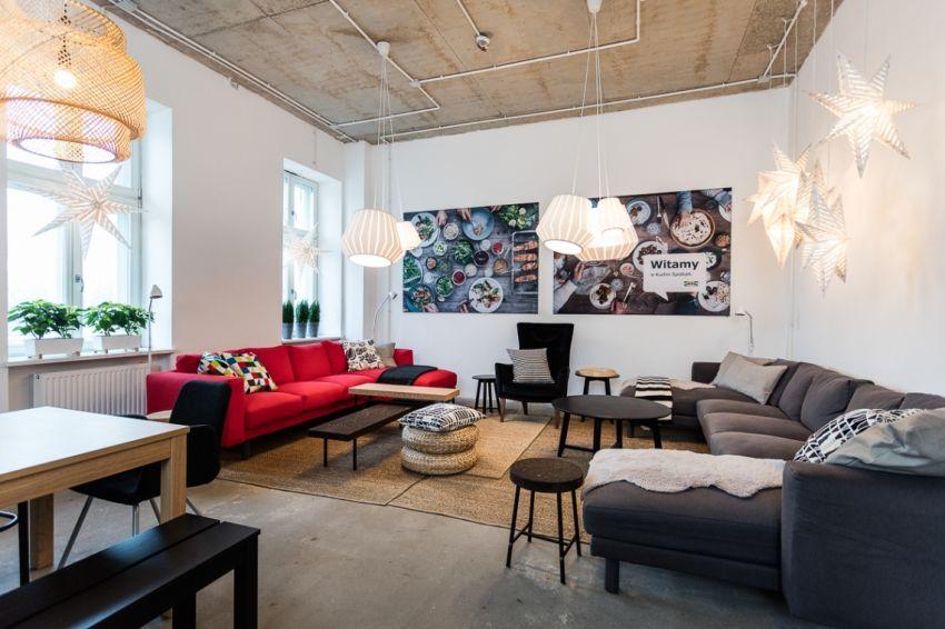 Blauwe Slaapbank Ikea.Een Kijkje In De Keuken Van Ikea Retailtrends Nl
