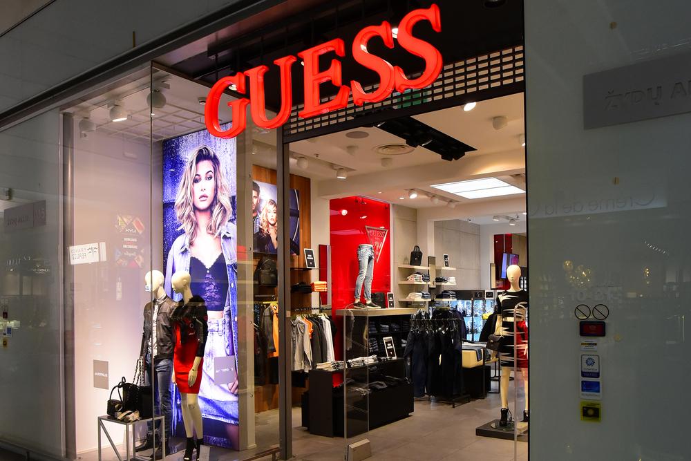 Guess opent grootste Nederlandse winkel RetailNews