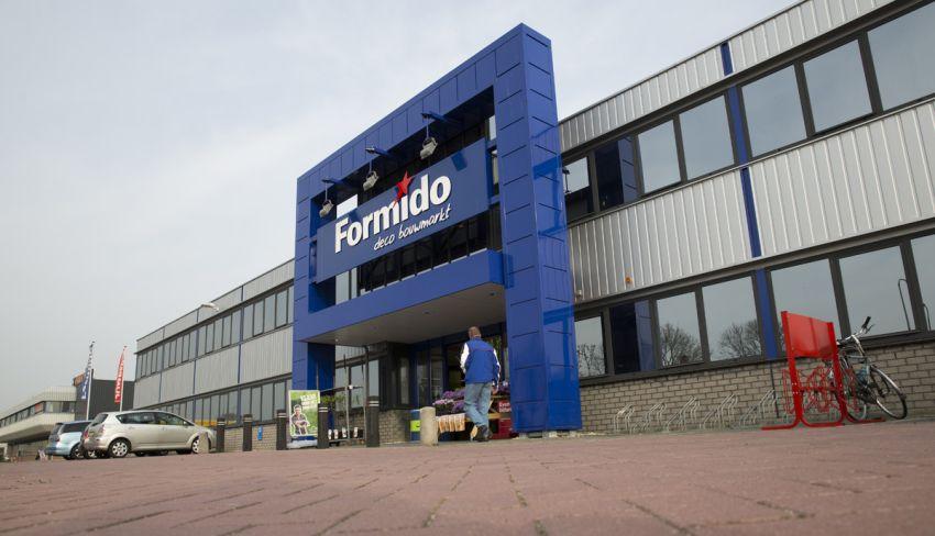 'Onlineomzet Formido gelijk aan enkele winkels ...