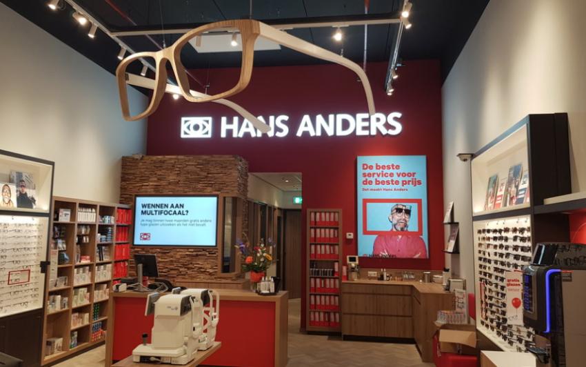 Hoe Hans Anders zichzelf opnieuw uitvindt