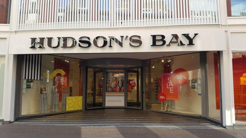 5604dcc110b418 Hudson's Bay wil zich richten op 'V&D-segment' - RetailNews.nl