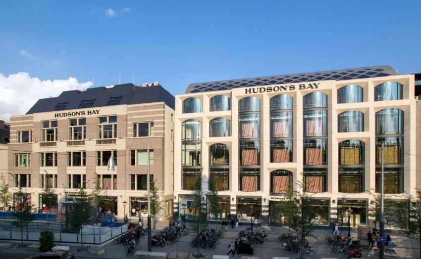 6a46eddbb9eada Hudson's Bay wil lagere huur en minder meters' - RetailNews.nl