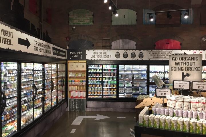 New World Food Market Constellation